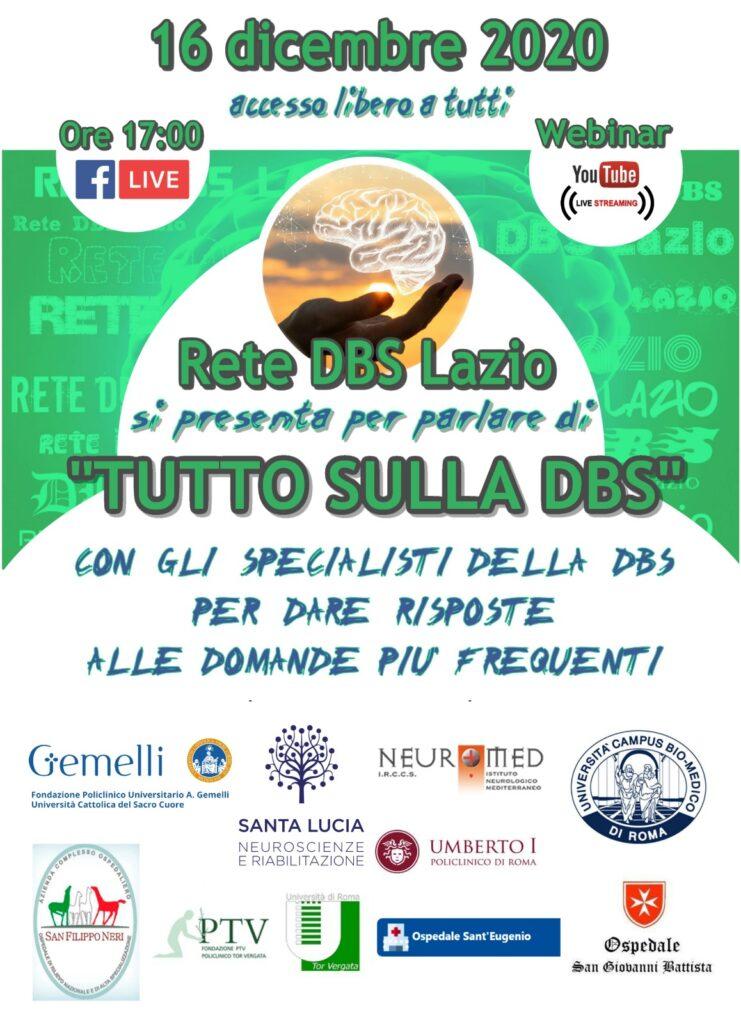 evento live TUTTO SULLA DBS