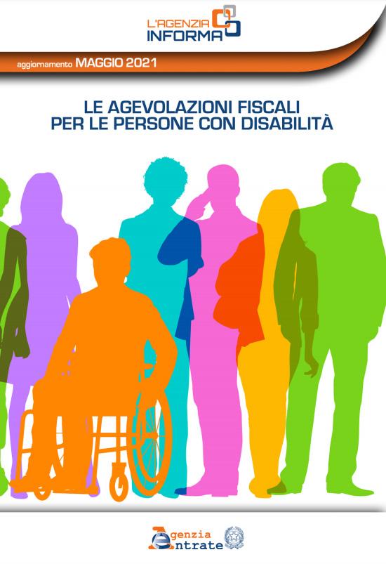 Le agevolazioni fiscali per le persone con disabilità